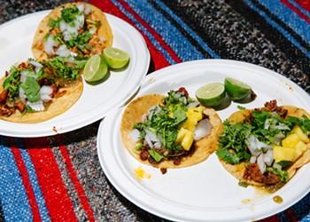 Tacos El Último Baile Fills Oakland Bar-Dweller Bellies