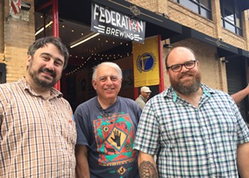 Federation Brewing Settles in to Oakland's Jack London Neighborhood, a Burgeoning Brew District