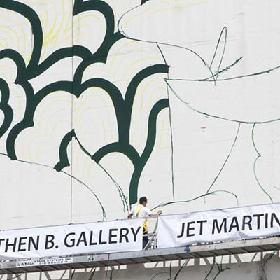 Jet Martinez's Process
