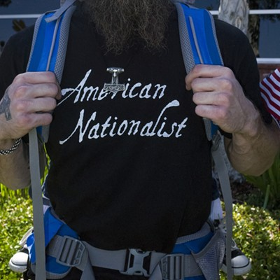 """Hate Group ACT for America's 'March Against Sharia"""" and Counter Protest on June 10"""