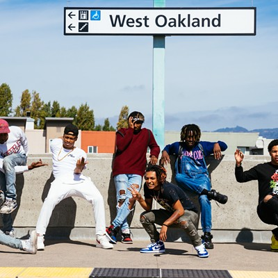 Oakland's BART Dancers