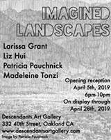 Imagined Landscapes - Uploaded by descendantsartgallery