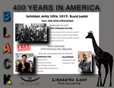flyer for the event - Uploaded by LiberatedLens