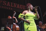 COURTESY OF LIVING JAZZ - A 2018 finalist from Jazz Search West.