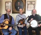 The Waller Brothers and Sandy Rothman - Uploaded by Sandy Rothman