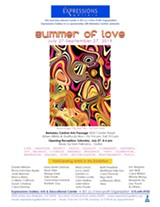 Summer of love exhibition - Uploaded by ExpressionsGallery