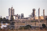 PHOTO BY NAOTAKE MURAYAMA - CREATIVE COMMONS - Shell Oil's Martinez refinery will benefit from the dredging.