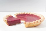 COURTESY PIETISSERIE - Pick up lots of pies, including fresh beet.