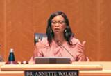 Dr. Annette Walker