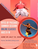 Rites of Passage Participants - Uploaded by dimensionsdance
