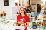 ADVENTURER: Local Food Adventures founder Lauren McCabe Herpich transitioned her in-person Oakland and East Bay food tours to local foodie gift boxes and virtual experiences such as her Virtual Ice Cream Social and custom corporate events.