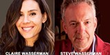 Claire Wasserman & Her Father, Steve Wasserman: 'Ladies Get Paid' - Uploaded by Nancy Tubbs, FullCalendar