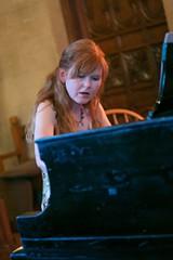 BERT JOHNSON - Sarah Cahill performed Samuel Carl Adams' Shade Studies.