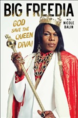 The cover of God Save the Queen Diva.