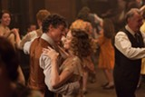 Barry Ward and Simone Kirby star in Jimmy's Hall.
