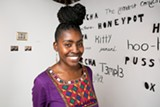 BERT JOHNSON - Artist and activist Sumayyah Franklin wants women to feel empowered by their sexuality.