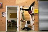 BERT JOHNSON - Dancers in Lizz Roman's This Beautiful Space.