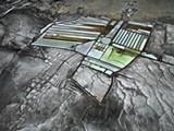 Colorado River Delta #8 by Edward Burtynsky.