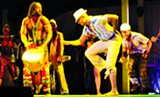 From Fela! The Musical.