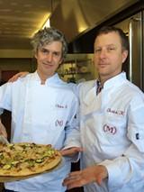 COURTESY PHOTO. - Chris Ferreira (L) and Chris Horvath.