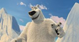 Rob Schneider lends his voice to Norm of the North.