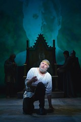 KEVIN BERNE - Conleth Hill as Macbeth.