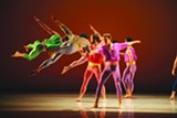 ELAINE MAYSON - Mark Morris Dance Group performing L'Allegro, il Penseroso ed il Moderato.