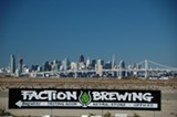 Faction is part of Alameda's vibrant craft brewing scene.