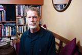 BERT JOHNSON - David Fielder said Councilmember Capitelli's minimum wage initiative falls short of a living wage.