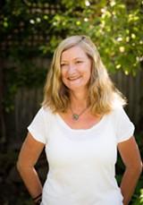 Author Sarah Henry.