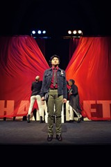 PAK HAN - El Beh as Hamlet.