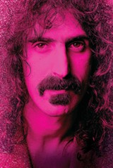 Frank Zappa in Eat That Question.