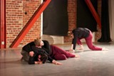 COURTESY FRANCO MARTINEZ. - Slick Babble Dance Project.