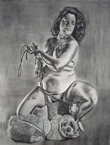 """COURTESY ATHEN B - """"Freak on a Leash"""" by Ileana Tejada."""