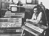 Donald Buchla in the Sixties.