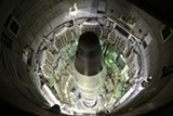 COURTESY OF AMERICAN EXPERIENCE FILMS, PBS - Titan II missile.