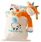 COURTESY PROJECT NIGHT NIGHT - Project Night Night delivers safety blankets to children in need.