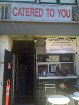 LUKE TSAI - Teena Johnson's modest Uptown storefront.