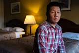 BERT JOHNSON - Chris Kim said his arrest and detention by ICE, with assistance from the Contra Costa Sheriff's Office, cost him his jobs, car, and apartment.