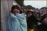 A curious onlooker at Monterey Pop.