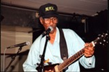 PHIL WRIGHT - Fillmore Slim performing in 2007. The local blues legend returns to West Oakland this weekend.