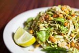 BERT JOHNSON/FILE PHOTO - Grocery Cafe's tea leaf salad.