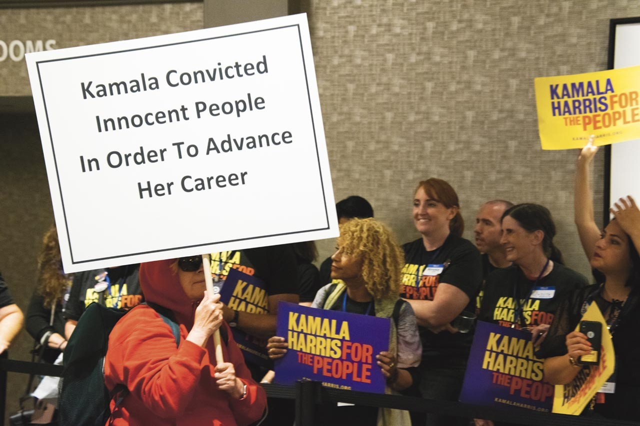 Kamala Harris, For Which People? | East Bay Express