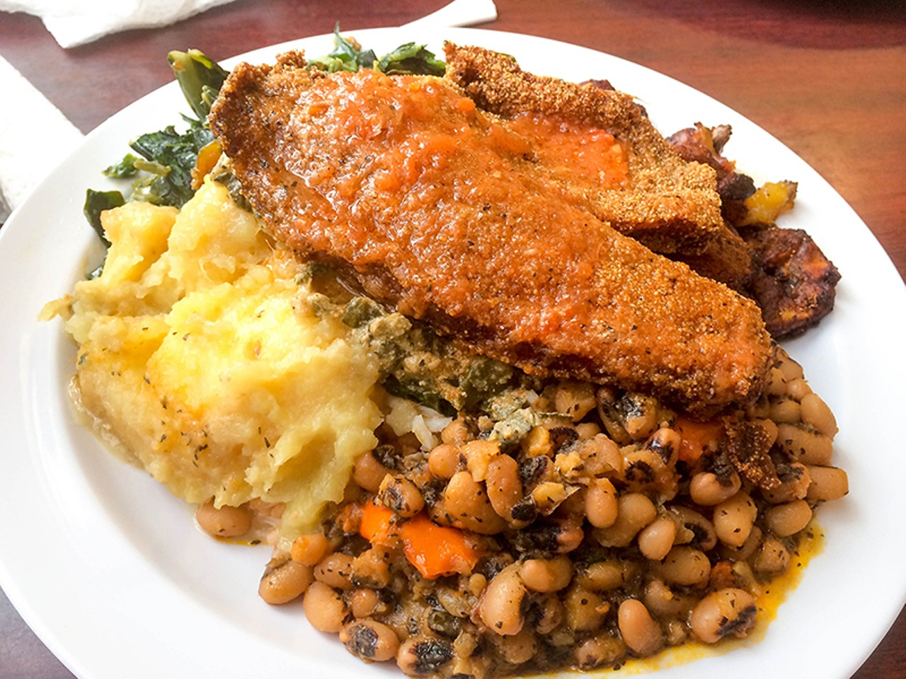 In search of west african soul east bay express for African american cuisine soul food