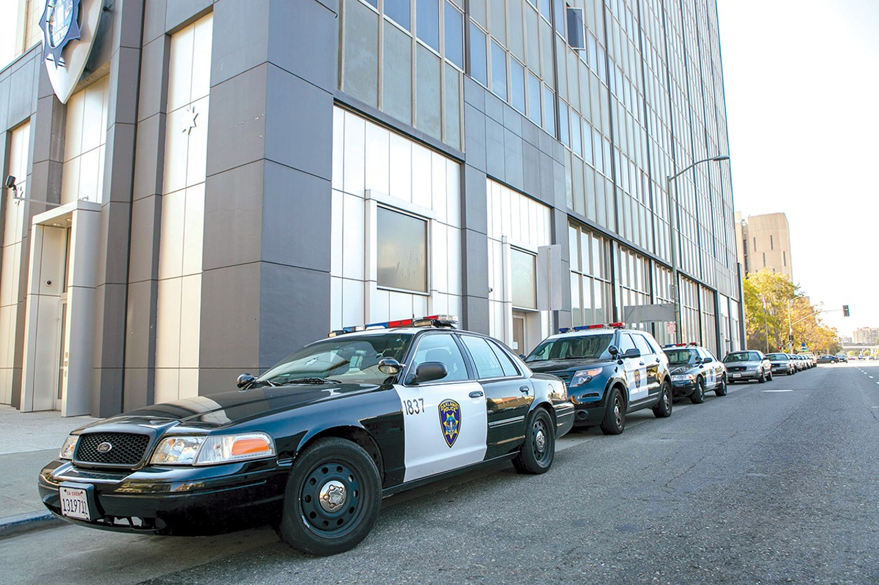 Oakland Cops Implicated in Home Invasion and Assault | East Bay Express