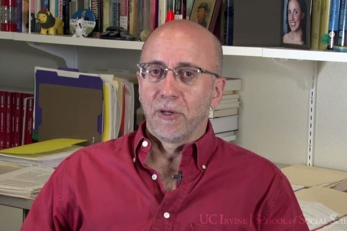 UC Irvine professor David Neumark said it's far too early to say what impact Oakland's minimum wage increase is having on the city's economy. - UC IRVINE