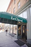 Ung has tried to evict her tenant Le Cheval, the beloved Vietnamese restaurant.