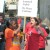 Laundry Workers Rally Amid Discord