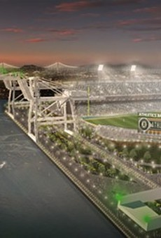 Updated: Sources Say Golden State Warriors Owners Are Interested in Buying the A's and Building a Waterfront Ballpark in Oakland