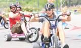 Urban Assault's big-wheel challenge in Tuscon.